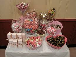 photo baby shower candy table image