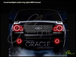 halo light rings images Oracle 04 08 ford f150 led halo rings headlights bulbs jpg