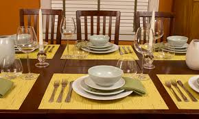 table setting placemat cool table setting with placemats photos best ideas interior
