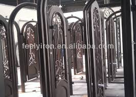 Main Door Flower Designs by Design Door With Elegant Flowers Fs 004 Buy Design Door With