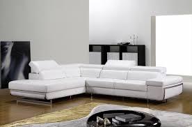 canapé blanc d angle canape d angle 15 canap233 dangle en cuir italien 56 places
