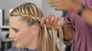 hair platts learn to braid inside and outside plaits 3 strand rope braid and