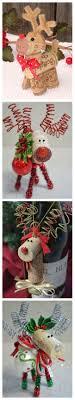 17 epic craft ideas reindeer craft cork and craft