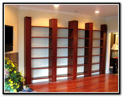 Build Your Own Bookcase Wall Build Your Own Bookcase Wall Home Design Ideas