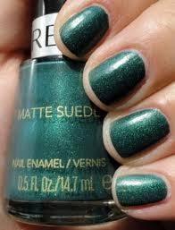 free revlon nail enamel polish matte suede 933 emerald city new