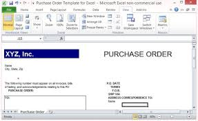 Free Purchase Order Template Excel Free Residential Purchase Agreement Template For Word