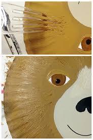 paper plate paddington bear crafts amanda