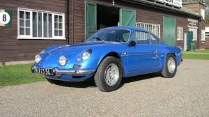 renault alpine a110 rally motor1 com legends 1961 alpine a110