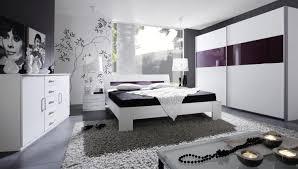 schlafzimmer lila wei schlafzimmer komplett schlafzimmer set weiß glas lila 2147176 03