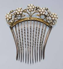 best 25 vintage hair combs ideas on hair combs metal