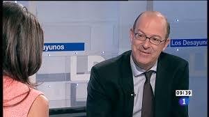Los desayunos de TVE - Pablo Vázquez, Director de FEDEA, Los ... - 1316425214364
