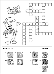 vegetables vocabulary for kids learning english printable resources