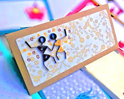 colorful wishes gift envelopes the craft house