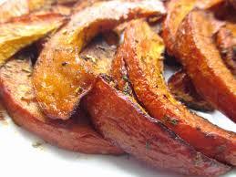 cuisiner le potimarron au four cooking potimarron rôti aux épices douces