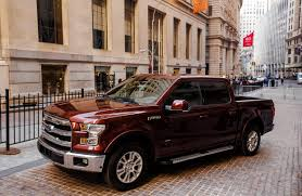 Ford F150 Truck Gas Mileage - ford u0027s new aluminum bodied f 150 truck more gas efficient wsj