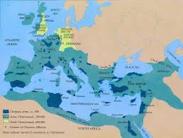 Large Rome Maps For Free by 1320 Section 13 Early Christianity And History