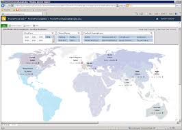 Data Map Tips And Tricks Mapping Data To The World In A Powerpivot