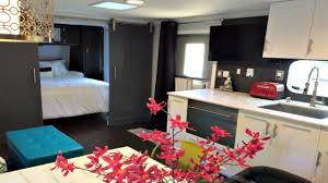 2 Bedroom Small House Design Tiny House Travel Rv Trailer With Slide Out 2 Bedrooms Small