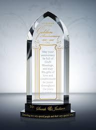 golden anniversary gifts golden 50th wedding anniversary gifts diy awards