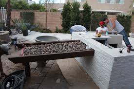 Backyard Bbq Las Vegas Yard Crashers Las Vegas Diy Hgtv Fire Pit