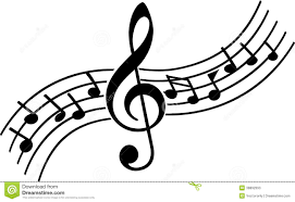 music notes stock vector image 38892693