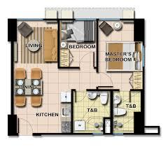 Tower House Plans by Avida Towers Centera Rfo Condominium Reliance Street Corner Edsa