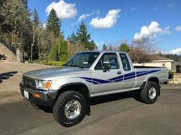 toyota pickup 4x4 daily turismo auction watch 1989 toyota pickup sr5 4x4