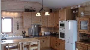 cuisine chalet montagne chambre cuisine chalet montagne maison chalet la norma modane