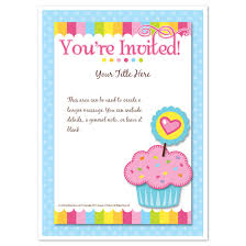 you re invited cupcake invitations cards on pingg