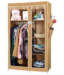 lexus biscuit bangladesh cbeeso foldable wardrobe closet with high capacity racks cb260