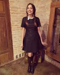 Halloween Costume Wednesday Addams Wednesday Addams Ricci Google Vandinha