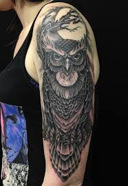 gray tattoos
