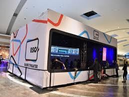 interactive gaming comes to paramus mall