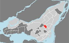 Map Of Montreal Canada by Outremont Quebec Wikipedia