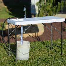 Outdoor Camping Sink Station by Outdoor Kitchen Sink Station Kitchen Decor Design Ideas
