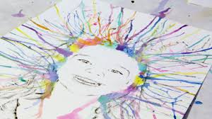 how to create fun watercolor art with your kids diy crafts