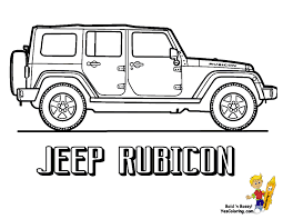 jeep coloring pages car coloring pages cool cars 11 free