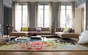 teppich für wohnzimmer wohnzimmer teppiche bestimmen die atmosphäre im raum