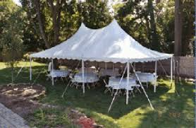 tent rentals nj pole tents grand affair party rentals low price nj pa premier