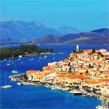 Greece Islands Map by Greece Portal Gr Travel Info Poros