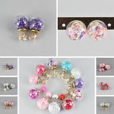 front and back earrings front back earrings ebay