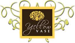 yellow vase bakery flowers cafe yellow vase home