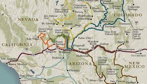 Arizona California Map by 7 Best Road Trips To The Grand Canyon With Itineraries My Grand