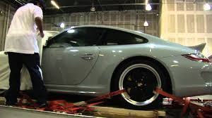 porsche home garage porsche 911 sport classic in the usa youtube