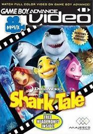 gba video shark tale nintendo game boy advance gba