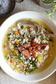 best leftover turkey rice soup recipe how to make leftover