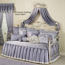Victorian Bedroom Wall Covering Victoria Rose Antique Ivory Wall Teester Bed Crown Bed Crown