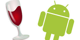 wine for android wine for android is on the way