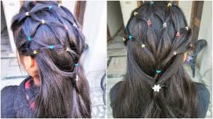 how to do simple hairstyle for party for short to medium hair