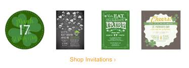 st patricks day party supplies sale irish theme party